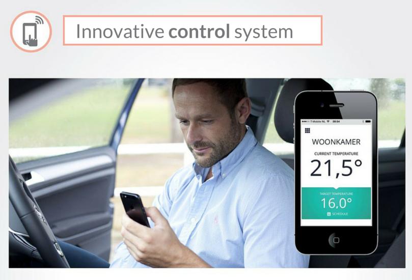 Innovative control system